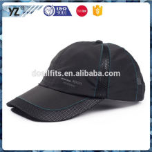 Hot selling fashionable 100% polyester sport cap factory wholesale
