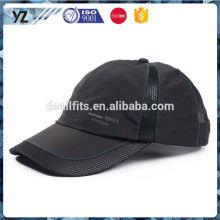 Горячий продавать модный 100% полиэфир спортивной шапки завод оптовой