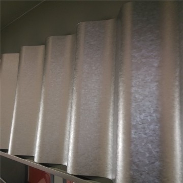 Prime Galvanized Wellpappe / Zink Dachbahn