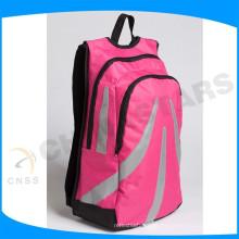 Reflective Bag Pack com fita reflexiva