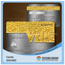 Translucent Plastic VIP Card