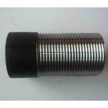 Carbon Steel Screwed Welding / Single Nipple