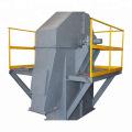 Elevador de cangilones vertical