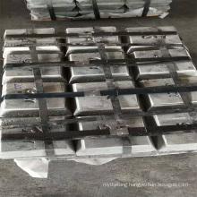 High Purity Antimony Ingot 99.92% High Quality Antimony Ingots