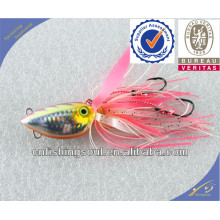 MJL040 equipamento de pesca jigs e acessórios de metal para peixes