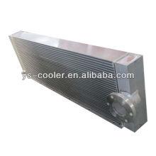 Пластинчатый теплообменник из алюминиевой пластины для машинного оборудования