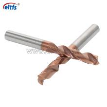 CNC Cutting Tools Solid Carbide Flat Bottom Drill Bits