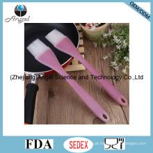 Escova de silicone de grau alimentar para bicarbonato de silicone churrasqueira escova