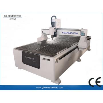 Machine de routeur CNC avec caméra CCD