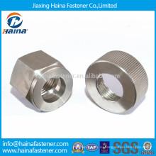 Специальная нержавеющая сталь A2, A4 CP 015 Гайка нестандартного сварного шва