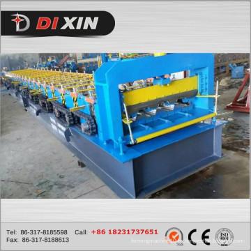 Máquina para fabricar rodillos para paneles de metal Fabricante