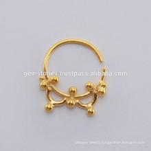 Septum Nose Ring Piercing Jewelry, Handmade Designer Septum Nose Ring Body Jewelry Suppliers