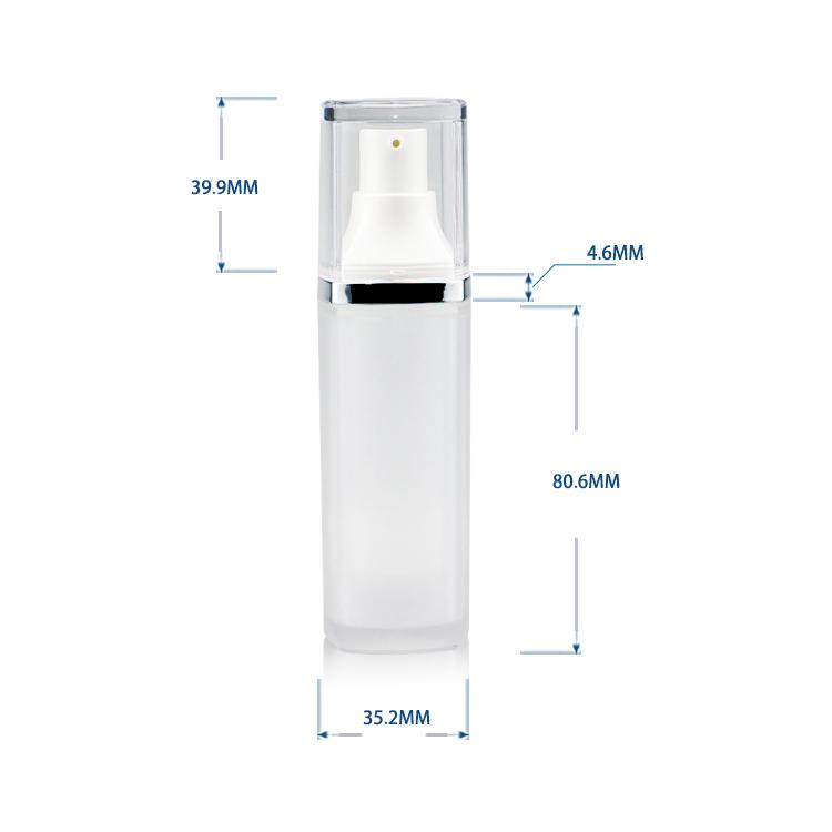 30ml Plastic Bottle