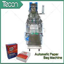 High-Speed Bottom-Pasted Valve Paper Bag Production Line