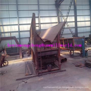 Debarker de madera grande de la desbarbación del registro de la alta productividad