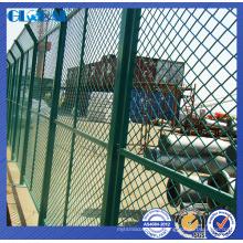 порошковым покрытием проволоки ограждения системы/мастерская изолированной системы забор
