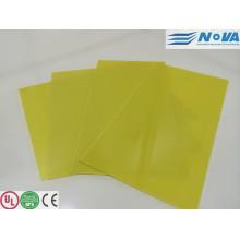 Hoja aislada laminada tejida con epoxi (G11 / FR5)