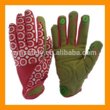 Synthetic Leather Palm High Performance Garden Glove