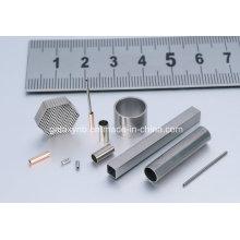 Micro tubo de cobre de berílio novo de alta qualidade