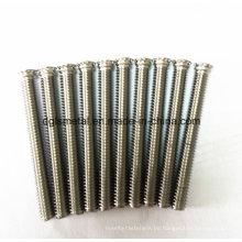Einpressbolzen / Schraube aus rostfreiem Stahl