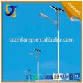 New chegou YANGZHOU luz de rua solar de poupança de energia / rua luz solar
