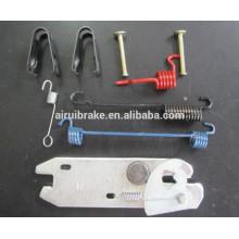 S1000 Kit de resorte de hardware de reparación de zapatos de freno para Ford Ikon 99-04
