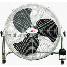 """Ventilador de piso de alta velocidad de 18 """"con motor de rodamiento de bolas / Aprobación SAA"""