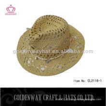 Chapeau de chapeau de cow-boy populaire à la mode