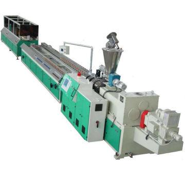 ПВХ WPC пластиковый профиль экструдер машина/ПВХ древесины пластиковый профиль производственной линии