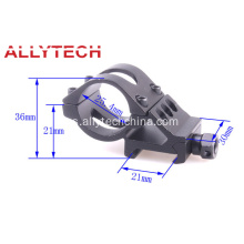 Casting Machining Aluminum Pipe Clamp