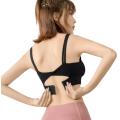 Sujetador deportivo para mujer Yoga Running a prueba de golpes Reúna ropa interior
