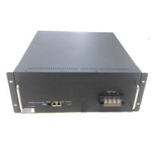 48V 100Ah LiFePO4 bateria íon de lítio com BMS embutido para estação de telecomunicações do sistema de armazenamento de energia doméstica