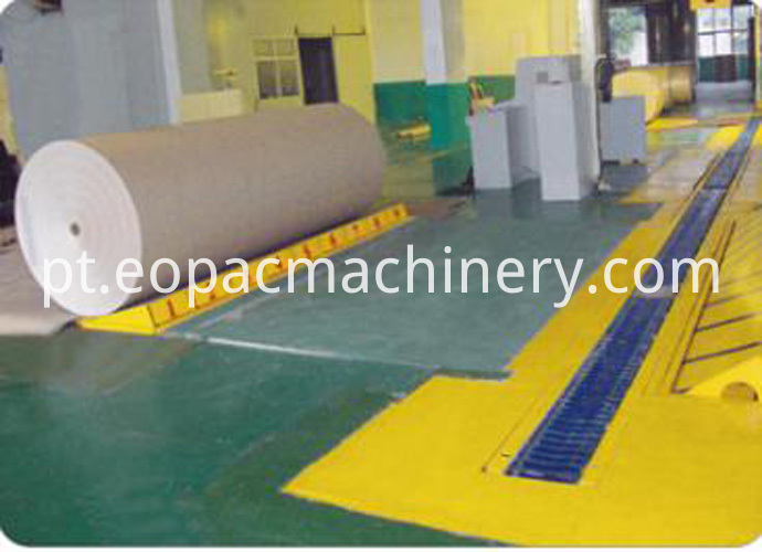 Paper Roll Wrapping Conveying System