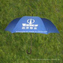 "27 ""X8k Fiberglas Rippen Werbung Promotion Golf Regenschirm mit Logo (YSS0150)"