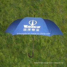 "27""X8k Fiberglass Ribs Advertising Promotion Golf Umbrella with Logo (YSS0150)"