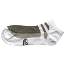 Calcetines de los deportes del tobillo de los hombres con el nilón de Microfiber (milímetro-1)