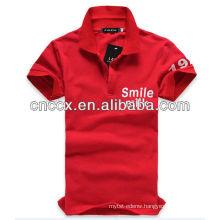 13PT1053 Hot sale t shirt good quality men polo shirt