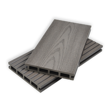 Anti-UV impermeável custo do decking composto