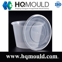 2000ml Round Thin Wall Packaging Container Mould