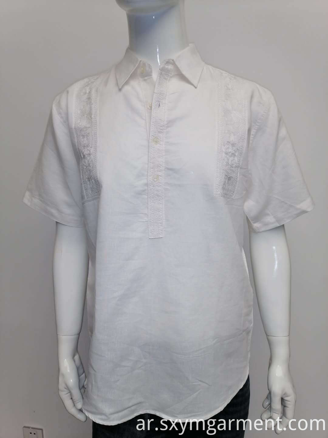 hot sale Ramie Shirt