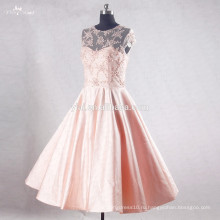 RSE734 персика из бисера sequin Кристалл Украшения для короткие платья выпускного вечера