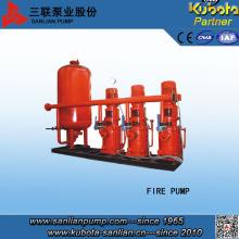 H Series Steady Pressure Freqüência Conversão Água Fornecimento Bomba de Incêndio - Sanlian / Kubota