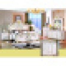 Meubles de chambre de reproduction avec lit Antique (W801 #)