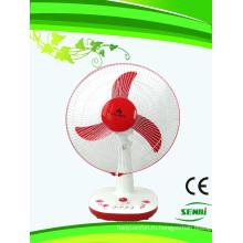 Настольный вентилятор вентилятор 16inches постоянного тока 12В палубе