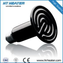 Lámpara de calefacción de cerámica de 90 mm de diámetro