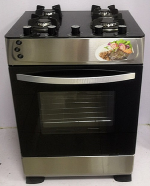 Kitchen Cooking Gas Stove Freestanding Oven Equipment