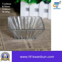 Rectangle Glass Bowl Utensílios de cozinha Good Price Kb-Jh06075