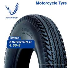Neumático Keke de servicio pesado 3.0k 8pr 4.00-8