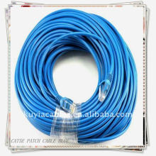 BRAND NEW PREMIUM High Speed50FT RJ45 CAT5 CAT6 ETHERNET LAN NETWORK D Blaues Kabel