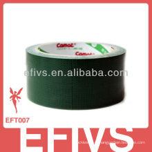 2014 novo materail verde pano fita adesiva personalizado